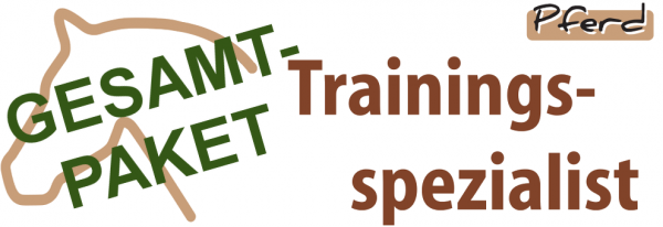 training Specialist  for equines module 1 - 14