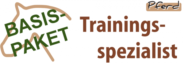 Training Specialist  for equines module 1 - 10