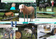 development of the biggest horserocker