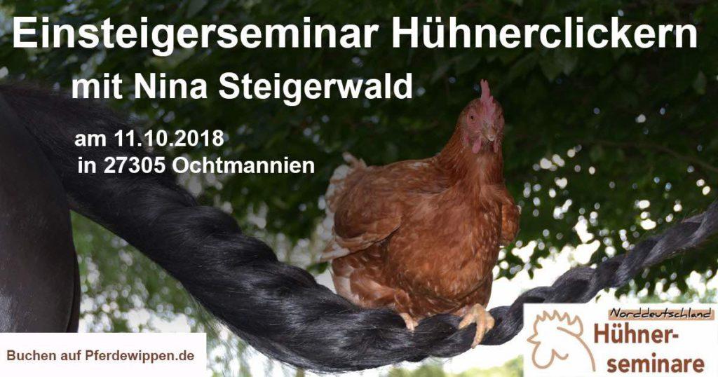 Hühnereinsteigerseminar 2018