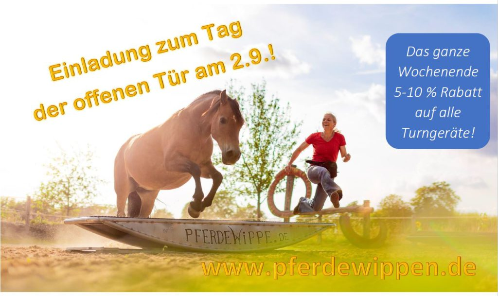 (English) Einladung zum Tag der offenen Türvisit Steigerwald.T