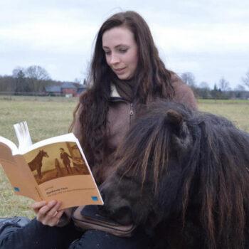 Pferdetrainerin Christin Brümmer
